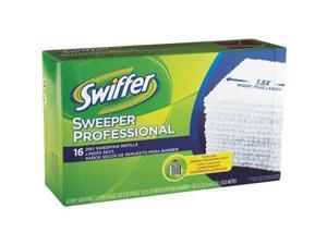 16 SWIFFER MAX CLOTHS 33903