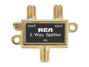 2-WAY COAX SPLITTER VH47R