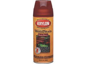 S/T RUST BRN SPRAY STAIN 3603