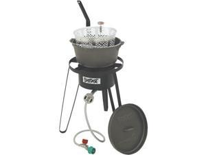 CAST IRON FRY COOKER B159