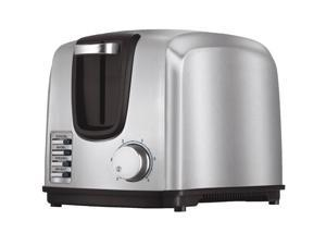 Black & Decker T2707S 2-Slice Toaster, Brushed Stainless Steel