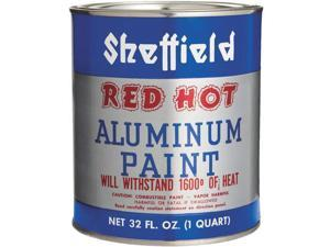 RED HOT ALUMINUM PAINT 5319