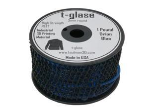 Taulman Blue T-Glase - 3.00mm