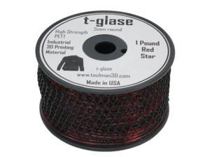 Taulman Red T-Glase - 3.00mm