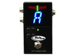 Modtone MT-PT1 Guitar Effects Chromatic Pedal Tuner