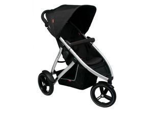 Phil & Teds Vibe Stroller - Black