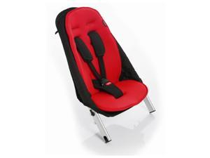 Phil & Teds Vibe Double Buggy Kit in Red