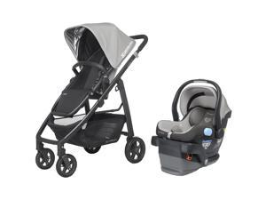 UPPAbaby 2015 Cruz Stroller With Mesa Infant Car Seat, Pascal