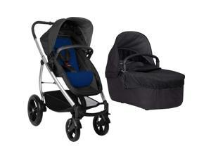 Phil & Teds Smart Lux Stroller With CarryCot - Cobalt