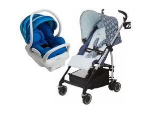 Maxi-Cosi Kaia Special Edition Travel System, Star/Watercolor