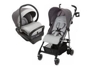 Maxi-Cosi Kaia Special Edition Travel System, Soft Grey Sweater