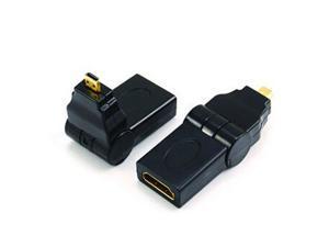 Micro HDMI Male to Standard HDMI Female