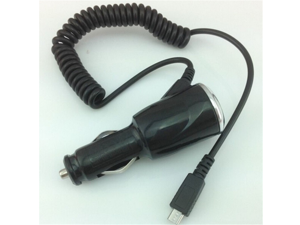 Micro USB 5-pin Car Charger With Cable For Samsung Galaxy S3 I9300/Galaxy Note I9220/Galaxy S2 I9100