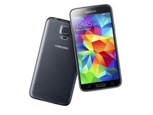 Samsung Galaxy S5 SM-G900I Factory Unlocked (LTE   16GB   Charcoal Black)