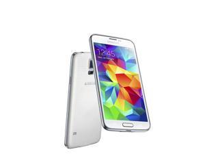 Samsung Galaxy S5 SM-G900I Factory Unlocked (LTE   16GB   Shimmery White)