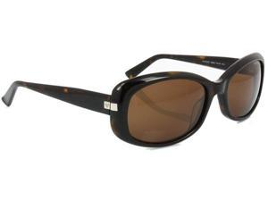 Emporio Armani EA9721/S 086/8U Sunglasses, Dark Tortoise Frame, Brown 54mm Lenses