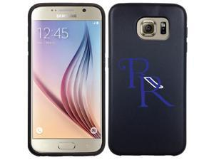 Coveroo Samsung Galaxy S6 Black Guardian Case with Richland High School, Color Design
