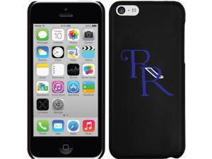 Coveroo Apple iPhone 5c Black Thinshield Case with Richland High School, Color Design
