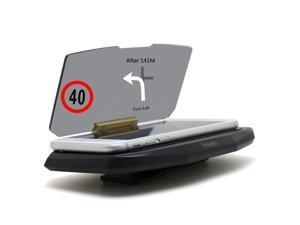 HUD Display Car Navigation Bracket, Universal Car GPS HUD Head Up Display Holder For iPhone Samsung Smart Mobile Phone Navigation Mount