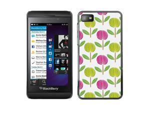 MOONCASE Hard Protective Printing Back Plate Case Cover for Blackberry Z10 No.5002829