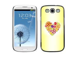 MOONCASE Hard Protective Printing Back Plate Case Cover for Samsung Galaxy S3 I9300 No.5002299