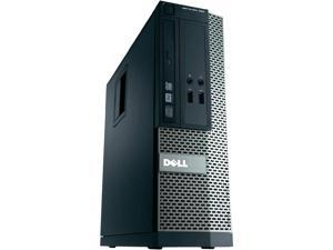 Dell Optiplex 390 SFF Desktop PC -  Intel Core i3 3.3Ghz (2120)- 4GB RAM - 250GB HDD - DVD-ROM - Windows 10 Home 64-bit installed - KB/Mouse Included