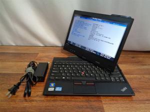 "Lenovo Thinkpad X230 Tablet - Core i5 2.6GHz (3320M) - 4GB RAM - 128GB SSD - 12.5"" HD Touchscreen Display - 802.11n - Windows 10 Pro 64-bit installed"