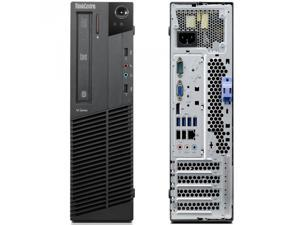 Lenovo Thinkcentre M82 SFF Desktop - Intel i5 3.4GHz (3570) Quad Core CPU - 4GB RAM -1TB HDD - DVDRW - Gigabit Ethernet - Windows 7 Pro 64-bit installed - KB/Mouse Included