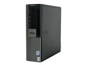 Dell Optiplex 960 SFF Computer - Core 2 Duo 3.0GHz (E8400) - 4GB RAM - 80GB - DVD-ROM - Windows 10 Home Installed