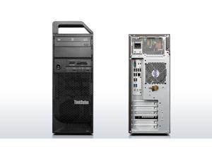 Lenovo Thinkstation S30 - Intel Xeon E5-1620 v2 3.7GHz Quad Core CPU - 24GB RAM - 1TB HDD - DVDRW - Gigabit Ethernet - NVIDIA Quadro K4000 Video Card - Windows 10 Pro 64-bit installed - USB KB/Mouse