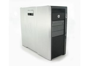 HP Z820 Workstation - Intel Xeon 2.0Ghz (E5-2650) Oct Core - 8GB RAM - 256GB SSD + 300GB SAS- DVDRW - Gigabit Ethernet - NVIDIA Quadro 4000 -  Windows 10 Pro - 64 bit installed - KB/Mouse Included