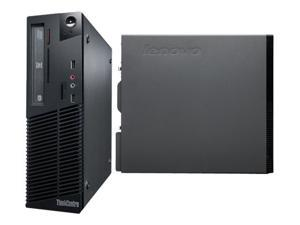 Lenovo Thinkcentre M72E SFF Desktop - Intel i5 3.2GHz (3470) Quad Core CPU - 4GB RAM -500GB HDD - DVDRW - Gigabit Ethernet - Windows 10 Pro 64-bit installed - KB/Mouse Included