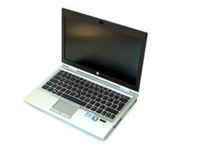 "HP Elitebook 2570P - Intel Core i5 2.6GHz (3320M) - 4GB RAM - 500GB HDD - DVDRW - 12.5"" HD LED Display - Intel HD Graphics 3000 - Webcam - Windows 10 Pro 64-bit installed"