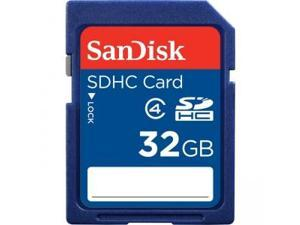 SanDisk 32GB Secure Digital High Capacity (SDHC) - 1 Card