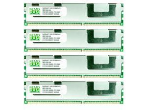 NEMIX RAM 128GB (4X32GB) DDR3 1600MHz PC3-12800 ECC Regsitered Memory for APPLE Mac Pro 2013 6,1