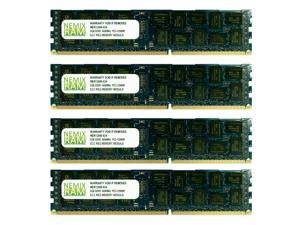 NEMIX RAM 32GB (4X8GB) DDR3 1600MHz PC3-12800 ECC Regsitered Memory for APPLE Mac Pro 2013 6,1