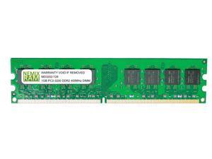 NEMIX RAM 1GB DDR2 400MHz PC2-3200 240-pin DIMM Desktop PC Memory