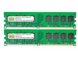 8GB (2 X 4GB) DDR2 800MHz PC2-6400 240-pin Memory RAM DIMM for Desktop PC