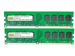 4GB (2 X 2GB) DDR3 1600MHz PC3-12800 240-pin Memory RAM DIMM for Desktop PC