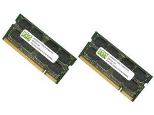 2GB (2X1GB) DDR-333 PC2700 200-pin SODIMM Laptop Memory RAM (USA Seller)