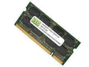 NEMIX RAM 512MB DDR 333MHz PC2700 200-pin SODIMM Laptop Notebook Memory