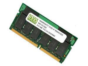 NEMIX RAM 512MB SDRAM PC133 144-pin SODIMM Laptop Notebook Memory