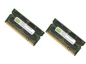 NEMIX RAM 1GB (2X512MB) DDR 333MHz PC2700 200-pin SODIMM Laptop Notebook Memory