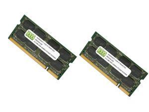 NEMIX RAM 1GB (2X512MB) DDR 400MHz PC3200 200-pin SODIMM Laptop Notebook Memory