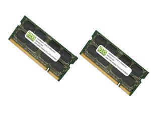 NEMIX RAM 4GB (2X2GB) DDR2 400MHz PC2-3200 200-pin SODIMM Laptop Notebook Memory
