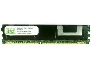 NEMIX RAM 4GB DDR2 667MHz PC2-5300 Memory For HP Workstation/Server - EM162AA