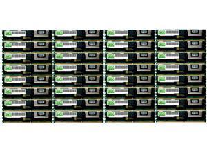 NEMIX RAM 64GB (32 x 2GB) DDR2-667MHz PC2-5300 240-pin 1.8V Dual Rank ECC Fully Buffered Server Memory Module