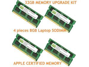 32GB (4 X 8GB) DDR3 1066MHz PC3-8500 SODIMM Memory for Apple iMac 2009 9,1 10,1 11,1 (intel Core 2 Duo)