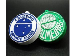 Trend Cruzeiro Club LOGO Football USB Flash Drive 8GB 16GB Brazilian soccer club team logo Cartoon Pen Drive