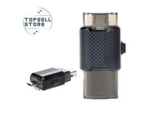 mini tiny smart phone tablet pc otg external storage 64gb pendrive pen drive usb flash drive with hestw